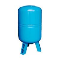 Гидроаккумулятор (ресивер) СИНИЙ WAV 100  Wester вертикальный