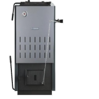 7738500480 Твердотопливный котёл Bosch Solid 2000 B SFU 27 HNS, 27 кВт