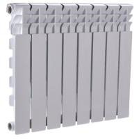 Радиатор БИМЕТАЛЛ.  HotStar Plus 500/78  10 секций 126Вт BD2-500-10