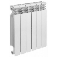 Радиатор БИМЕТАЛЛ.  HotStar  ЭКО 500/80  12 секций, RВ-02