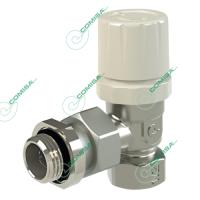 Клапан термостатический угловой 1/2 Comisa 88.21.303