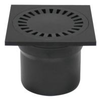Трап канализационный Ф 110 вертикальный пластик