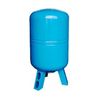 Гидроаккумулятор (ресивер) EXTRA ГА-  80 В вертикальный синий